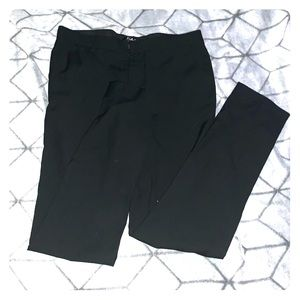 21men black dress pants.